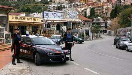 Santo Stefano Camastra: i carabinieri arrestano un ex sorvegliato speciale per maltrattamenti verso familiari e tentata estorsione
