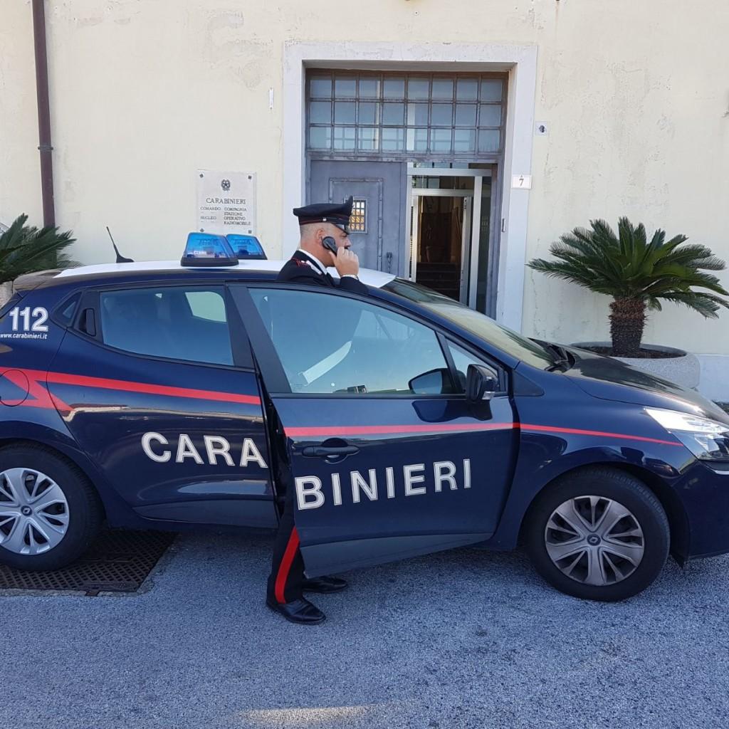 Milazzo (ME): i Carabinieri arrestano un 27enne per evasione e false dichiarazioni sulla propria identità personale