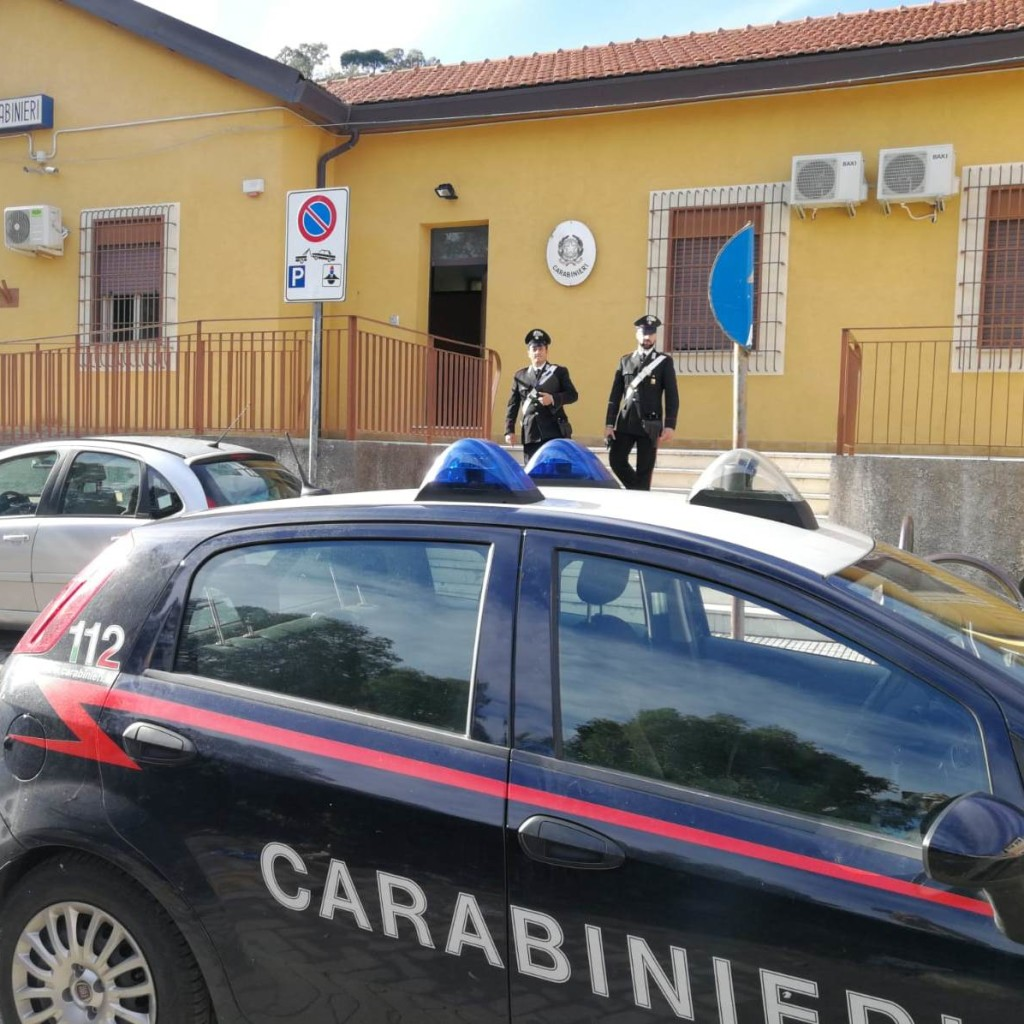 Messina: i Carabinieri della Compagnia di Messina Centro arrestano due persone sottoponendole alla detenzione domiciliare