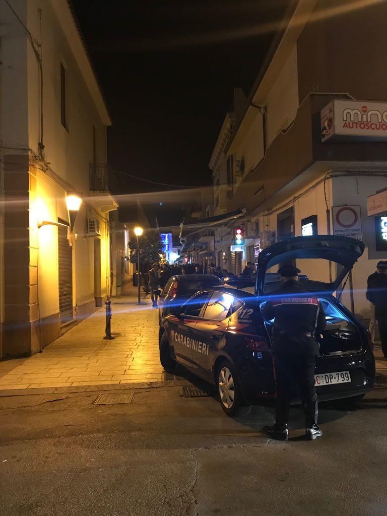 """Barcellona P.G. (ME): controllo del territorio in occasione della notte di """"Halloween"""". I Carabinieri denunciano sei persone"""