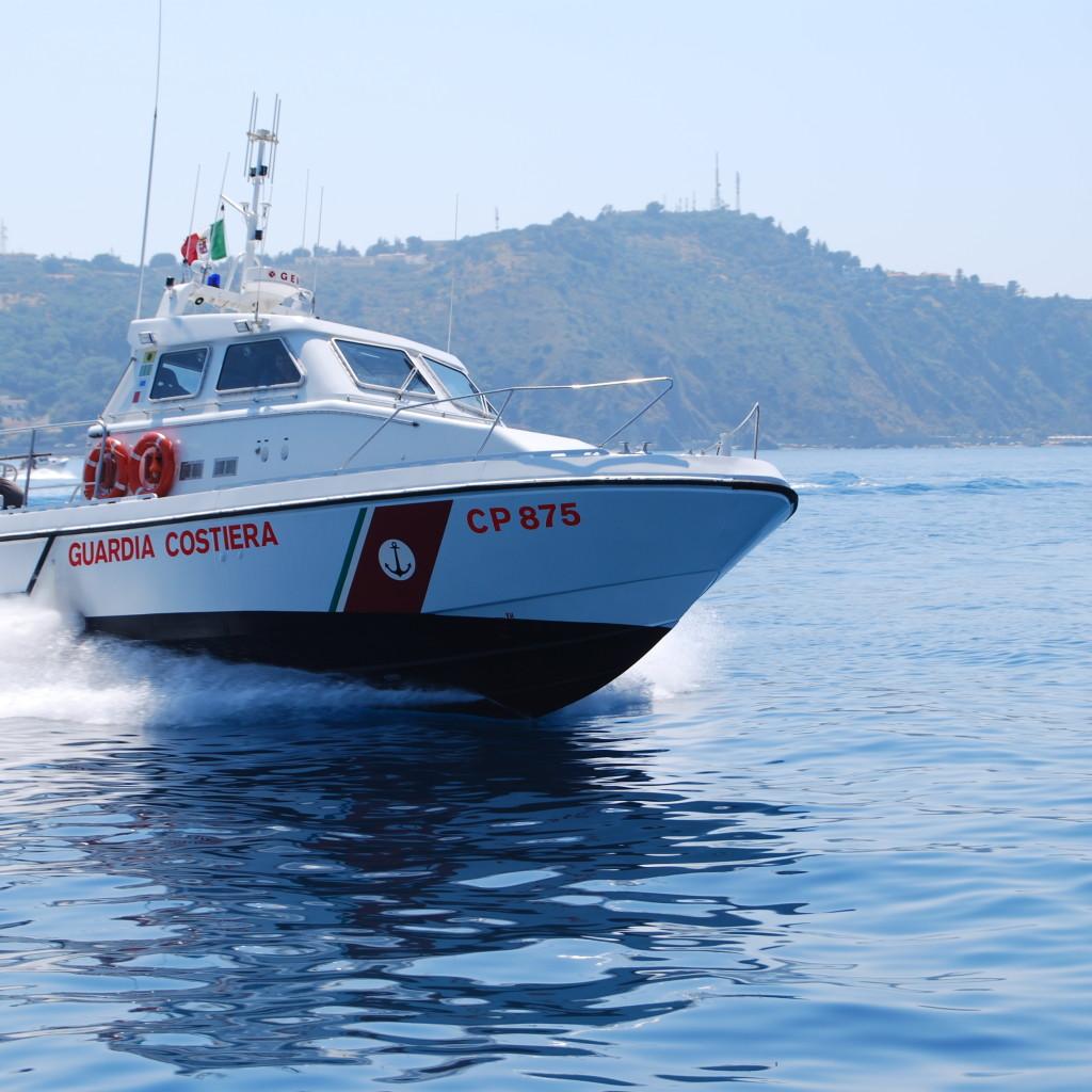 Guardia Costiera, Catania : attività congiunta tra INGV e Guardia Costiera
