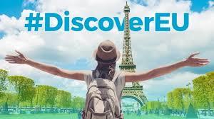 Progetto DiscoverEU, i 18enni viaggiano gratis in tutta Europa. Iscrizioni da giovedì 29