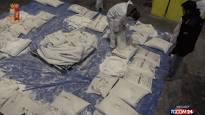 Genova: la Polizia di Stato effettua maxi sequestro di eroina – operazione di consegna controllata transnazionale