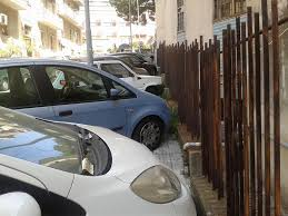 """Polizia Metropolitana: azioni di repressione del parcheggio """"selvaggio"""""""