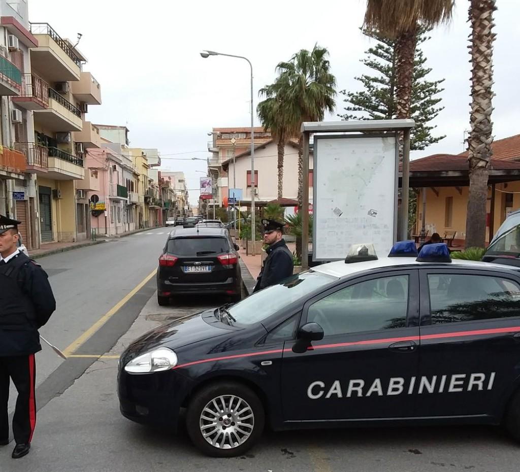Scaletta Zanclea (ME): i carabinieri arrestano due fratelli per combustione illecita di rifiuti