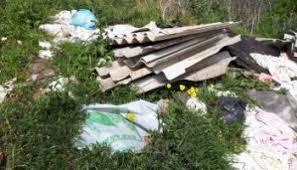 Sant'Alessio Siculo, sequestrata dalla polizia metropolitana un'estesa discarica d'amianto