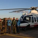 Guardia Costiera : Continua l'attività di monitoraggio dell'attività eruttiva dell'Etna