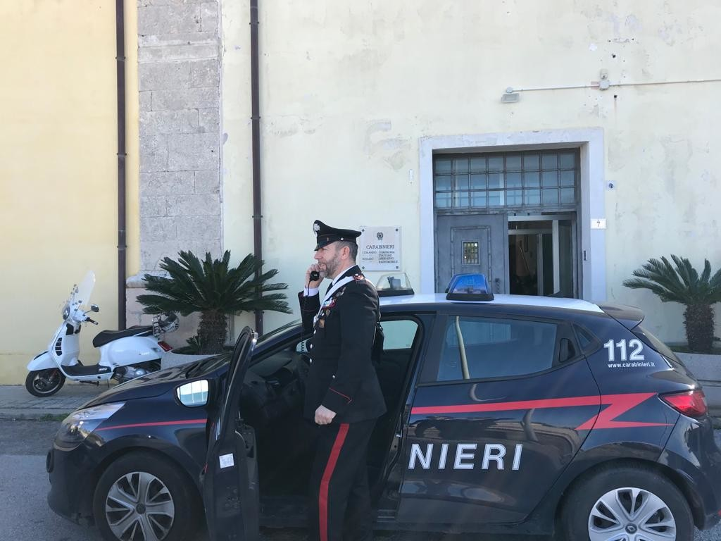 Roccavaldina (ME): arrestato dai Carabinieri per evasione