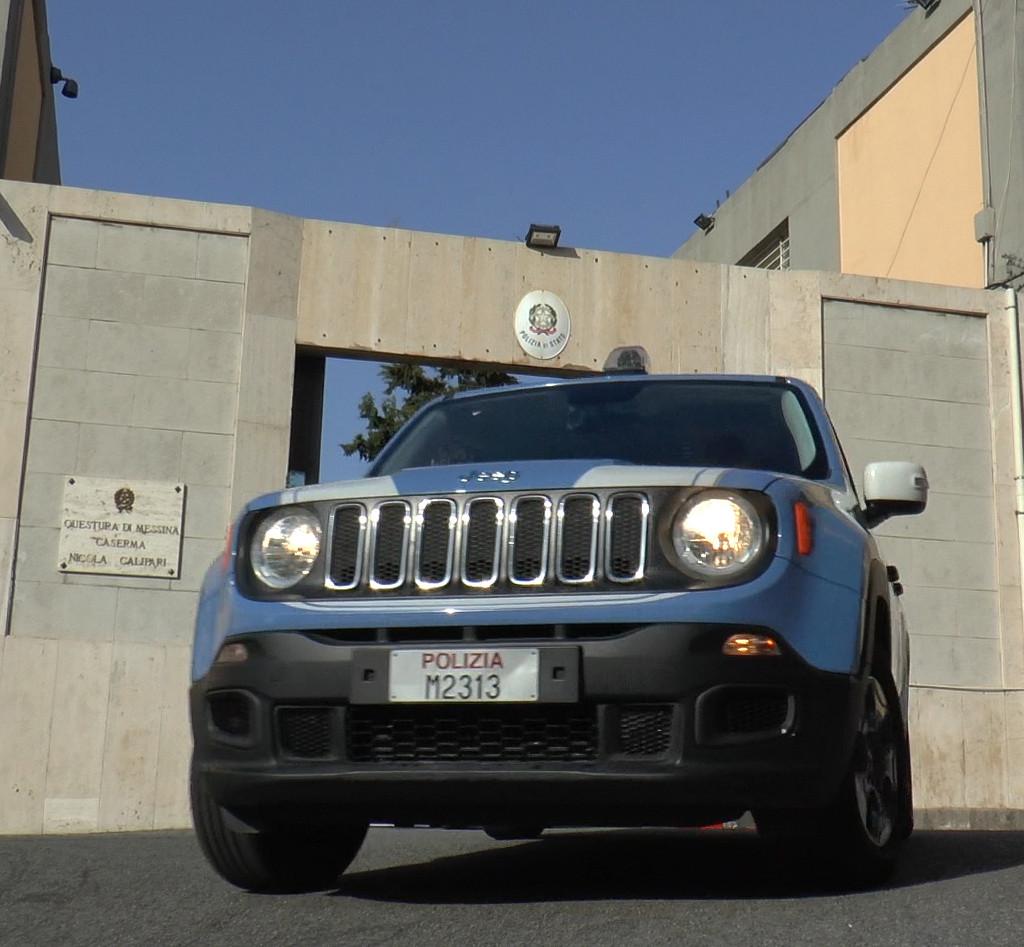 Messina, attività di controllo del territorio della Polizia di Stato