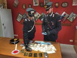 S. Domenica Vittoria (ME): i Carabinieri arrestano in flagranza di reato un uomo trovato in possesso di oltre 900 grammi di hashish