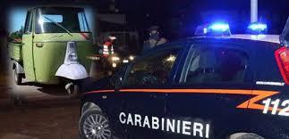Torregrotta (ME): i Carabinieri arrestano due ladri