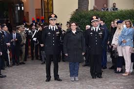 Messina, inaugurato dal Ministro della Difesa Trenta il Monumento dedicato ai 5 Carabinieri siciliani caduti a Nassiriya presente