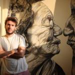 Sabato 2 marzo inaugurazione mostra di pittura di Roberto Collodoro