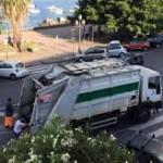 Disagi nella raccolta dei rifiuti a Milazzoa seguito del cambio di ditta