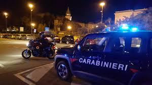 Operazioni, controlli e arresti dei Carabinieri a Messina e a Furnari