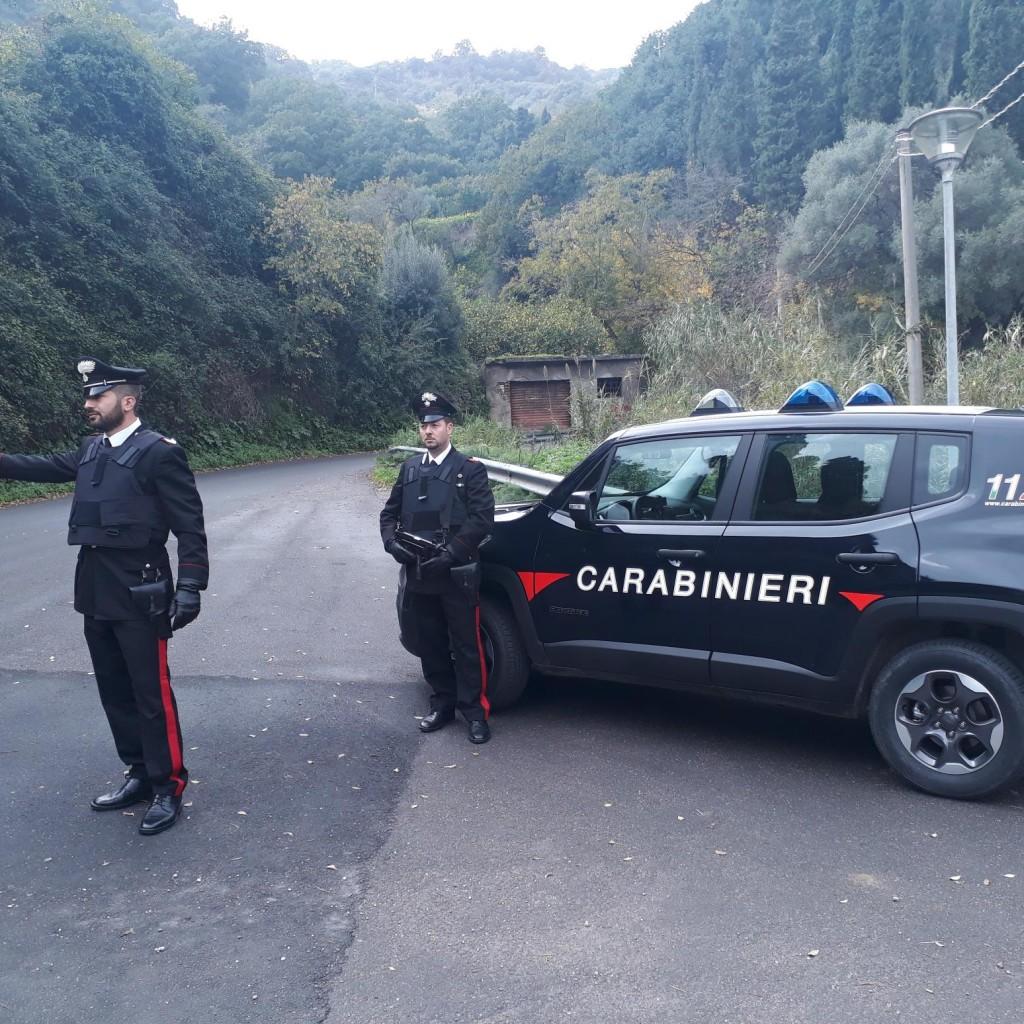 Naso (ME): deve scontare 4 anni di pena, arrestato dai Carabinieri