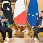 Il Presidente del Consiglio dei Ministri, Giuseppe Conte, ha incontrato in serata a Palazzo Chigi il Vice Presidente del Consiglio presidenziale libico, Ahmed Maitig