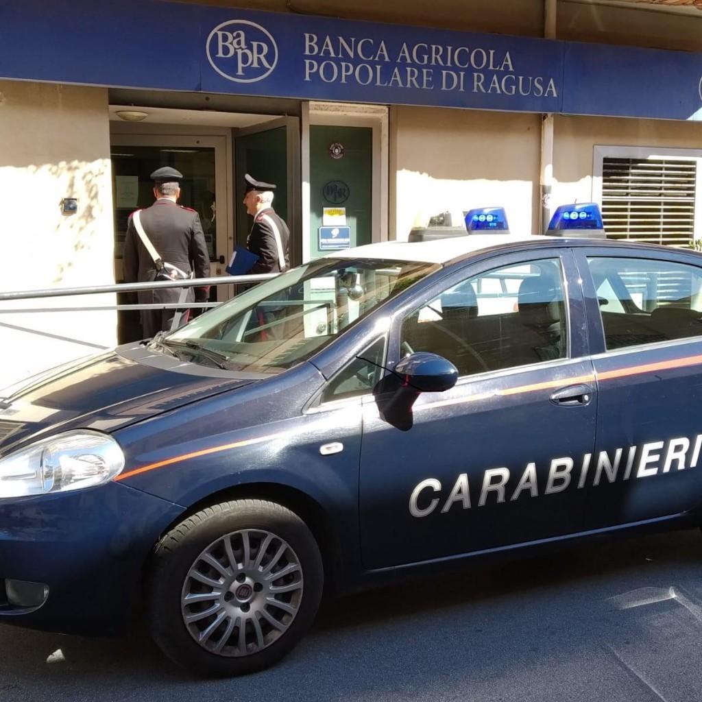 MESSINA (ME): Individuati ed arrestati i tre rapinatori catanesi responsabili di un colpo ai danni della filiale di Itala (ME) della banca Agricola Popolare di Ragusa