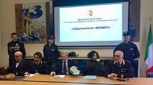 """Cuneo, operazione """"MOMO"""""""
