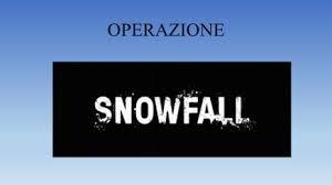 Bergamo. Operazione 'Snowfall'