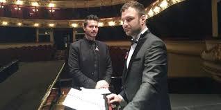 Il pianista etneo Gianfranco Pappalardo Fiumara ed il tenore Roberto Cresca ambasciatori della cultura italiana in Moldavia