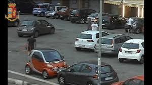 """Roma. Operazione """"Via del Mare"""""""