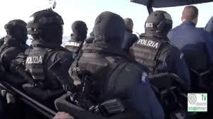 ESERCITAZIONE CONGIUNTA NOCS POLIZIA E GIS CARABINIERI