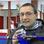 Don Andrea Zani, 16 anni di sacerdozio molto attento alle comunità