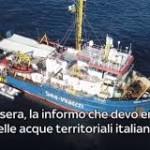 Sea Watch, arrestata Carola Rackete: rischia da tre a 10 di reclusione. Intanto è stata posta agli arresti domiciliari