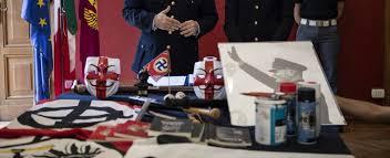 Torino, perquisiti vari militanti di estrema destra