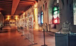 Inaugurazione al Castello di Milazzo di una mostra dell'Esercito dal 2 al 4 luglio