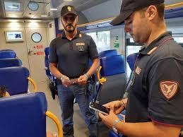 """Record di controlli della Polizia di Stato in ambito ferroviario:  più di 180.000 nelle prime fasi di esodo estivo,  oltre 895.000 dall'inizio dell'anno.  Intensificati in particolare i servizi ad """"Alto Impatto"""""""