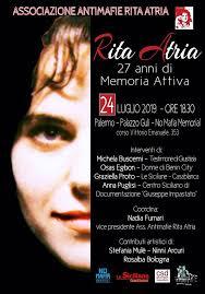 Tita Atria, ventisette anni di Memoria Attiva