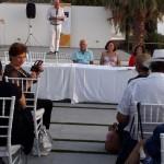Nell'incanto di Villa Hera a Milazzo, i premi del 1° Concorso di Poesia