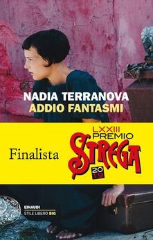 """L'associazione """"Teseo"""" di Milazzo presenta il libro """"Addio fantasmi"""" di Nadia Terranova"""