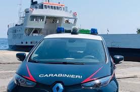 Lipari (ME): i Carabinieri arrestano un giovane catanese, appena sbarcato dal traghetto, trovato in possesso di 130 grammi di cocaina