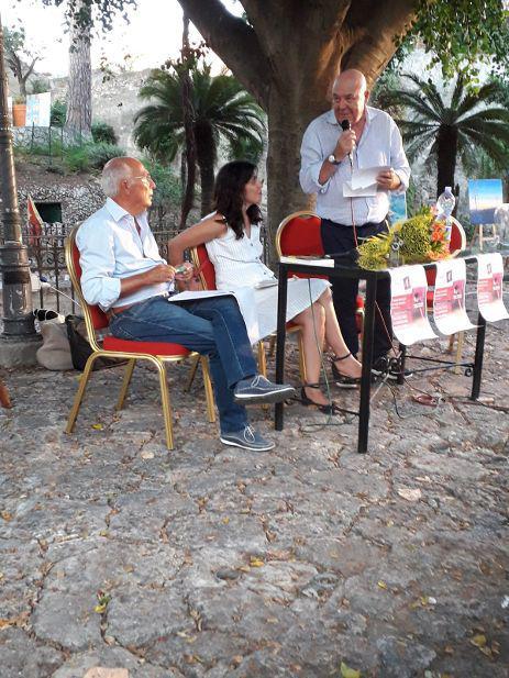 L'Associazione Teseo di Milazzo ha presentato la scrittrice Nadia Terranova