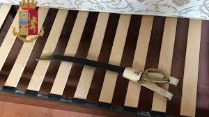 Sant'Agata di Militello. La Polizia di Stato esegue controlli in materia di armi