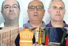 Tratti in arresto tre dipendenti Anas di Catania per corruzione