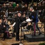 Concerto Banda Polizia di Stato, musica per il sociale
