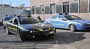 FOGGIA/BARI, OPERAZIONE CONGIUNTA DI POLIZIA E GUARDIA DI FINANZA PER ARMI E DROGA