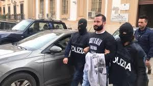 PALERMO, LA POLIZIA DI STATO ARRESTA LATITANTE IN COLLEGAMENTO CON LA 'NDRANGHETA CALABRESE