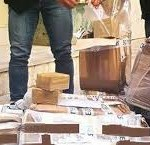 ARRESTATI A PALERMO E NAPOLI DUE TRAFFICANTI DI DROGA. INTERCETTATI QUASI DUE QUINTALI DI HASHISH