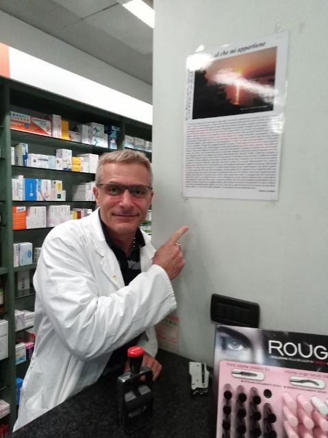 A tu per tu con Paolo Cagno, dottore in farmacia