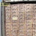 SEQUESTRO RECORD DI COCAINA AL PORTO DI GIOIA TAURO (RC): TRA LE BANANE, NASCOSTI QUASI 1.200 KG DI SOSTANZA PURISSIMA