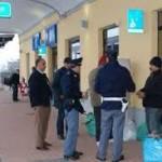 16 arrestati e 195 indagati, il bilancio della settimana della Polizia di Stato sui treni e nelle stazioni ferroviarie.  Oltre 33.200  identificati