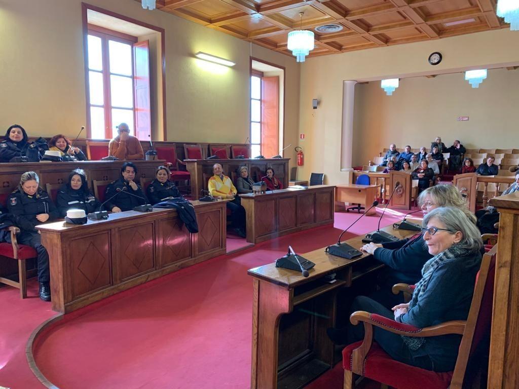 L'incontro del sindaco con i dipendenti comunali