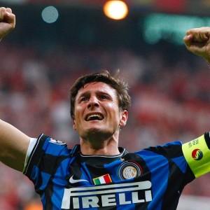 Javier Zanetti, vicepresidente dell'Inter e gentiluomo