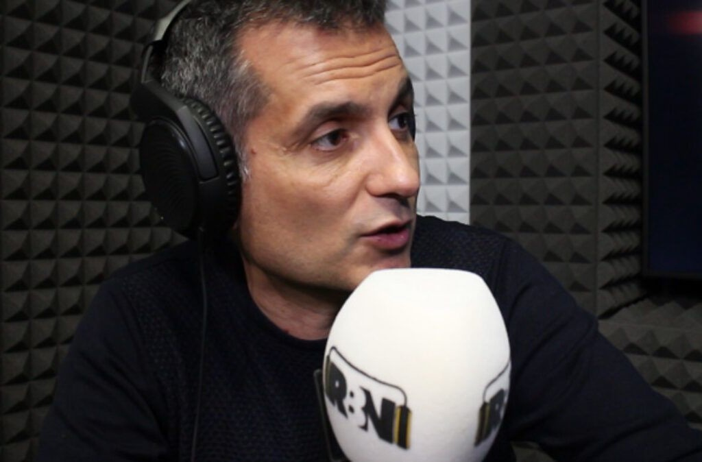 """Antonio Paolino, """"Non sono raccomandato e neanche figlio di giornalista……"""""""
