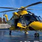 Straordinario intervento di salvataggio da parte dell'Ares 118 e dell'equipaggio di Pegaso 33 di Elitaliana, decollato dalla base di Viterbo per prestare soccorso ad un passeggero italiano